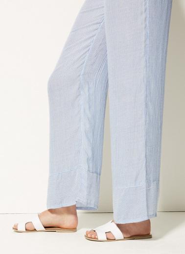 Marks & Spencer Plaj Pantolonu Mavi